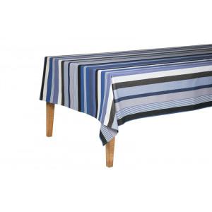 Cotton tablecloth Beaurivage tableware basque linen