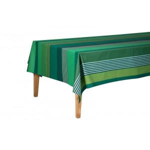 Cotton tablecloth Chiberta tableware basque linen