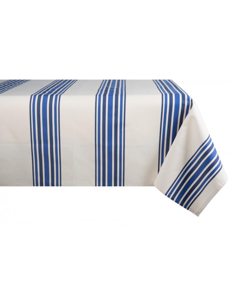 Cotton tablecloth Tradition Donibane tableware basque linen