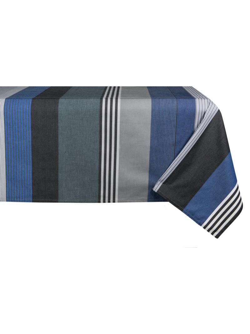 Nappe coton Miramar en tissu basque