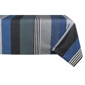 Cotton tablecloth Miramar- tableware basque linen