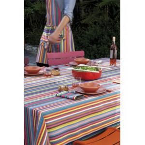 Cotton tablecloth Salvador tableware basque linen