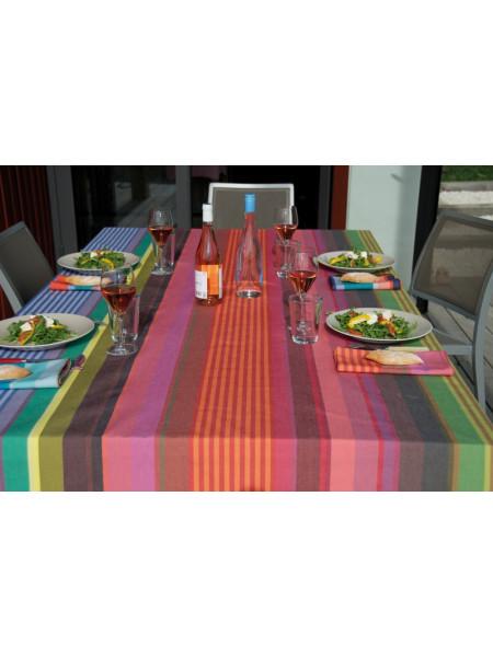 Cotton tablecloth Surfing tableware basque linen
